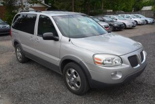 Used 2006 Pontiac Montana Sv6 4DR EXT WB for sale in Hornby, ON
