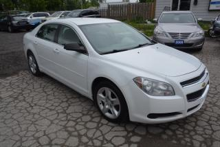 Used 2011 Chevrolet Malibu 4dr Sdn LS for sale in Hornby, ON
