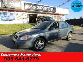 Used 2007 Pontiac G5 SE  AS IS, (UNCERTIFIED), AS TRADED IN for sale in St Catharines, ON