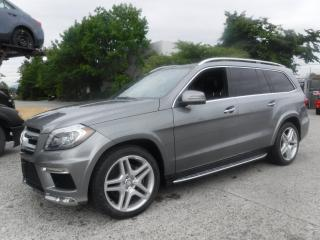 Used 2014 Mercedes-Benz GL-Class GL350 BlueTEC Diesel 3rd row seating for sale in Burnaby, BC