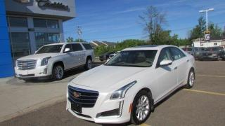 Used 2015 Cadillac CTS Sedan Luxury AWD / $236.00 bi-weekly for 84mths for sale in Arnprior, ON