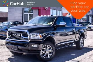 New 2018 RAM 2500 New Car Limited 4x4|Diesel|Crew|Heat Seats|Keyless_Go|20