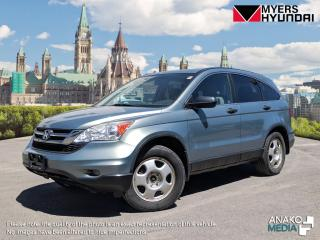 Used 2011 Honda CR-V LX 2WD AT for sale in Nepean, ON