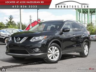 Used 2014 Nissan Rogue 7 PASSENGER SV TECH AWD for sale in Stittsville, ON