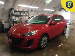 Used 2011 Mazda MAZDA3 KEYLESS ENTRY*POWER WINDOWS/LOCKS/MIRRORS*TRACTION CONTROL*CLIMATE CONTROL*AM/FM/CD/AUX*POWER SUNROOF* for sale in Cambridge, ON