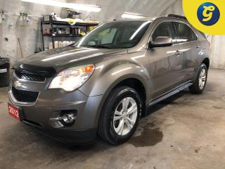 Used 2012 Chevrolet Equinox LT * OnStar * Auto headlights with fog lights * Keyless entry * Heated mirrors * Climate control * Phone connect * Hands free steering wheel controls for sale in Cambridge, ON