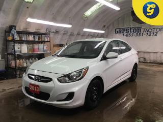 Used 2013 Hyundai Accent GL*HEATED FRONT SEATS*KEYLESS ENTRY*POWER WINDOWS/LOCKS/MIRRORS*CLIMATE CONTROL* for sale in Cambridge, ON