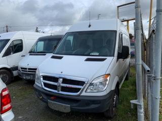 Used 2008 Dodge Sprinter 3500 144 for sale in Surrey, BC
