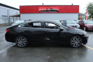 Used 2017 Chevrolet Malibu 4dr Sdn LT w/1LT for sale in Surrey, BC