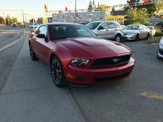 Used 2012 Ford Mustang for sale in Scarborough, ON