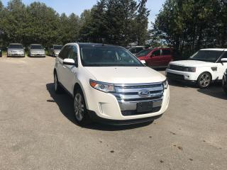 Used 2012 Ford Edge Limited plus $200 for sale in Waterloo, ON