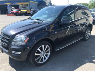 Used 2011 Mercedes-Benz ML 350 ML 350 BlueTEC for sale in Cornwall, ON