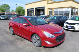 Used 2013 Hyundai Sonata Limited w/Technology Pkg for sale in Brampton, ON