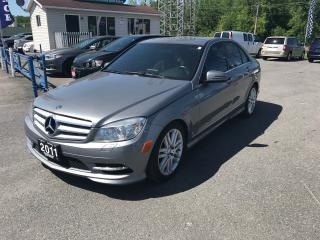 Used 2011 Mercedes-Benz C-Class C 300 for sale in Cornwall, ON