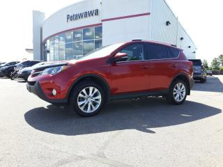 Used 2014 Toyota RAV4 Limited with TECHNOLOGY PACKAGE for sale in Ottawa, ON