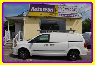 Used 2012 Dodge Caravan 1/2 Ton RAM CARGO, Fully Loaded for sale in Woodbridge, ON