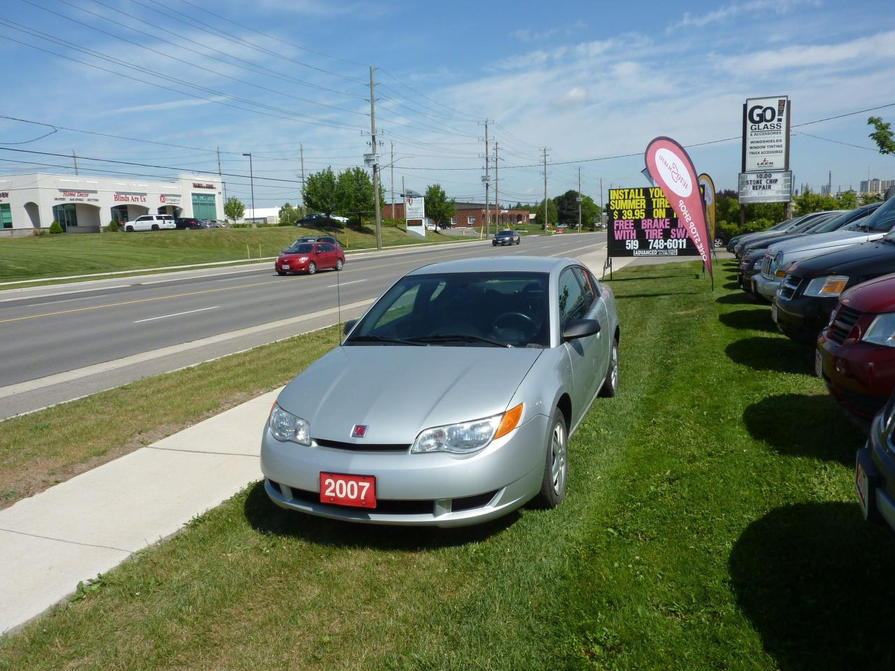 Used 2007 Saturn Ion ION.2 Midlevel for Sale in Kitchener, Ontario ...