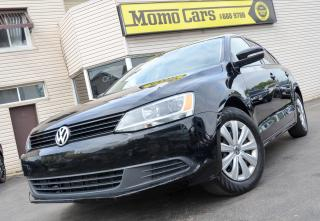 Used 2014 Volkswagen Jetta Trendline+!CleanCarproof!Only $107/bi-weekly! for sale in St Catharines, ON