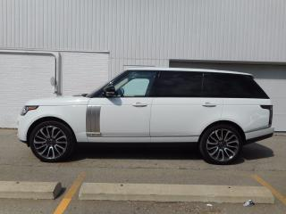 Used 2017 Land Rover Range Rover Autobiography for sale in Etobicoke, ON