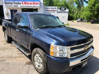 Used 2010 Chevrolet Silverado 1500 LT for sale in Beeton, ON