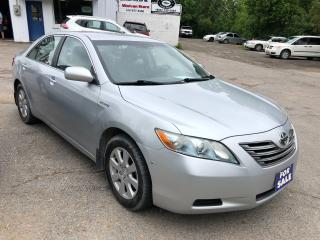 Used 2007 Toyota Camry Hybrid for sale in Beeton, ON