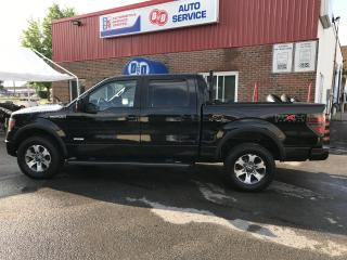Used 2011 Ford F-150 FX4 Eco Boost SuperCrew for sale in Kingston, ON
