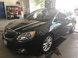 Used 2016 Buick Verano Leather Group for sale in Cornwall, ON