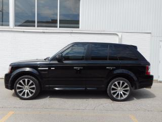 Used 2011 Land Rover Range Rover SPORT for sale in Etobicoke, ON