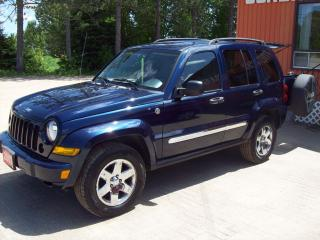 Used 2007 Jeep Liberty Sport for sale in Sundridge, ON