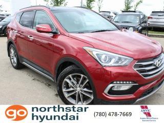 Used 2017 Hyundai Santa Fe Sport ULTIMATE/LOWKM/360CAM/ADAPTCRUISE/NAV for sale in Edmonton, AB