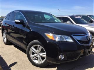 Used 2013 Acura RDX AWD | LEATHER.ROOF | BACK UP CAM for sale in Kitchener, ON