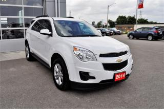 Used 2014 Chevrolet Equinox 1LT  Heated seats | Rearview camera for sale in Stratford, ON