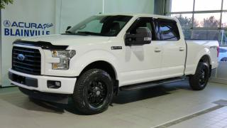 Used 2017 Ford F-150 SuperCrew 4RM 145 po XLT ** SPORT ** for sale in Blainville, QC