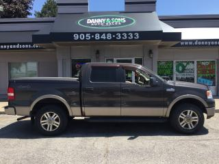 Used 2005 Ford F-150 Lariat for sale in Mississauga, ON