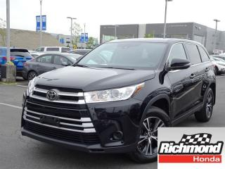 Used 2017 Toyota Highlander LE AWD for sale in Richmond, BC