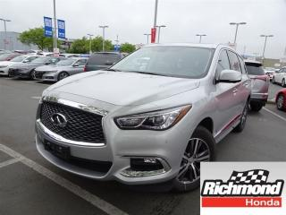 Used 2018 Infiniti QX60 AWD for sale in Richmond, BC