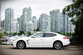 Used 2016 Porsche Panamera 4 Edition for sale in Burnaby, BC