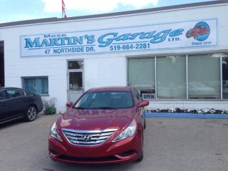 Used 2011 Hyundai Sonata GL for sale in St Jacobs, ON