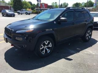 Used 2016 Jeep Cherokee Trailhawk for sale in Cobourg, ON