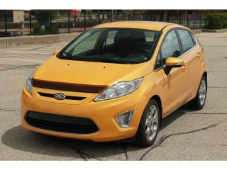 Used 2012 Ford Fiesta SES Bluetooth | AC | Power Windows | CERTIFIED for sale in Waterloo, ON