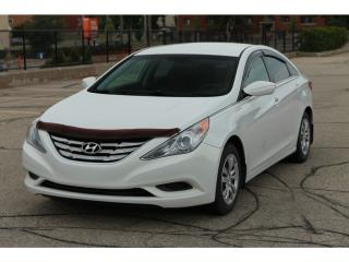Used 2012 Hyundai Sonata GL Bluetooth | Heated Seats | CERTIFIED for sale in Waterloo, ON