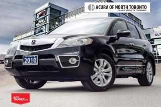 Used 2010 Acura RDX at  w Tech. Pkg Navigation| Bluetooth| for sale in Thornhill, ON