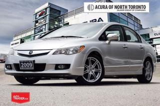 Used 2009 Acura CSX 5 SPD at LOW KM| Leather| Heated Seat for sale in Thornhill, ON