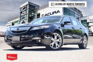 Used 2014 Acura TL SH AWD Elite at Accident Free| Blind Spot| Navigai for sale in Thornhill, ON
