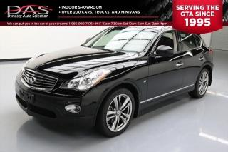 Used 2014 Infiniti QX50 Journey  AWD LEATHER/SUNROOF/CAMERA for sale in North York, ON