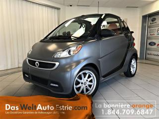 Used 2014 Smart fortwo PASSION for sale in Sherbrooke, QC