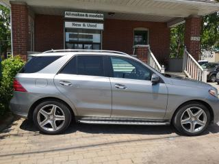 Used 2016 Mercedes-Benz GLE 4MATIC BLUETEC for sale in Markham, ON