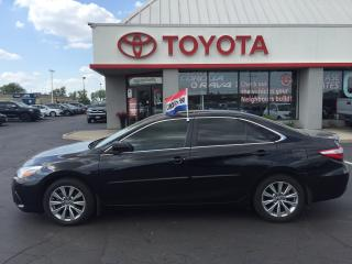 Used 2016 Toyota Camry XLE for sale in Cambridge, ON