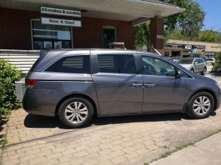 Used 2015 Honda Odyssey EX-L w/RES for sale in Markham, ON