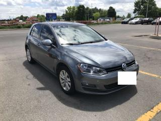 Used 2017 Volkswagen Golf Comfortline 1.8L TSI Automatic for sale in Ancaster, ON